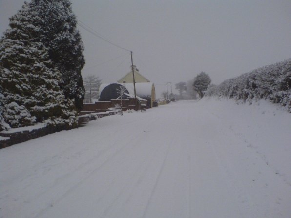 Mountain Road 2011